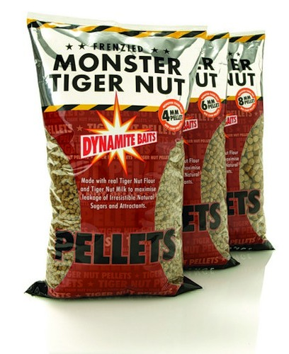 Пелетс Dynamite Baits 900 гр Monster Tiger Nut 8 мм