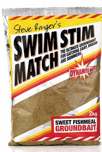 Прикормка Dynamite Baits 900 г Swim Stim база/светлая