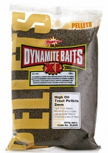 Пелетс Dynamite Baits 900 гр Trout 8 мм