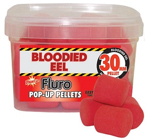 Пелетс Dynamite Baits Bloodied Eel Fluoro 22 мм