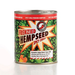 Насадка Dynamite Baits 700 гр Frenzied Hempseed Spicy Chilli