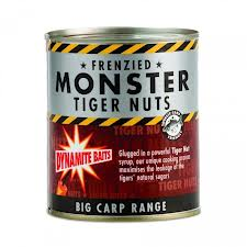 Насадка Dynamite Baits 700 гр Frenzied Monster Tiger Nuts