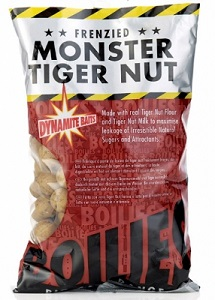 Бойлы плавающие Dynamite Baits 10 мм Monster Tiger Nut 1 кг