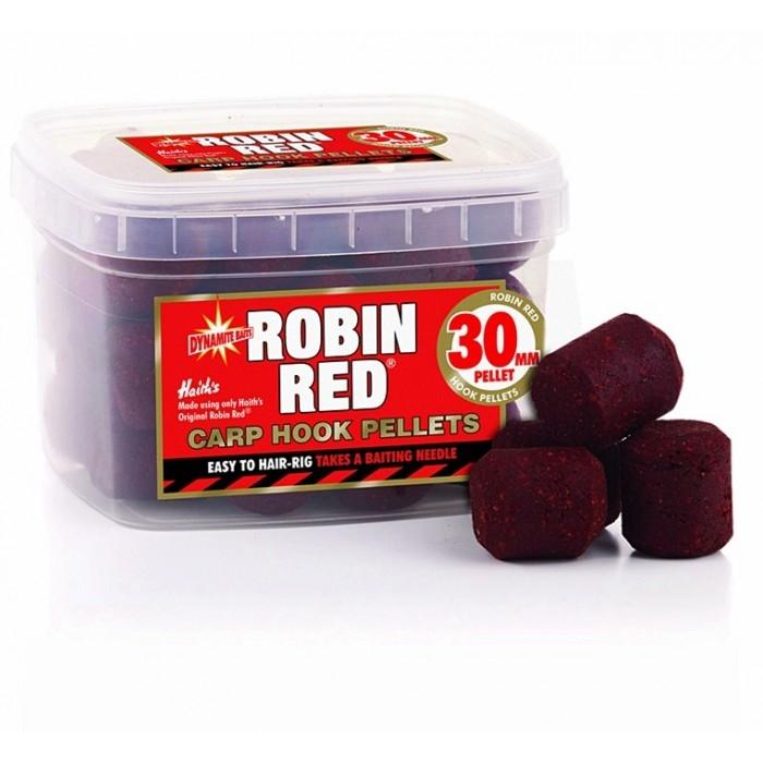 Мягкий пелетс Dynamite Baits Robin Red 30  мм