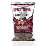 Бойлы плавающие Dynamite Baits 20 мм Spicy Tuna & Sweet Chilli 1 кг