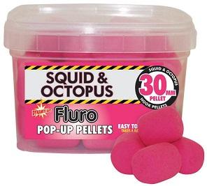 Мягкий пелетс Dynamite Baits Squid & Octopus 30 мм