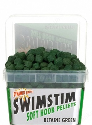 Мягкий пелетс Dynamite Baits Swim Stim Soft Hook Pellets 4 мм