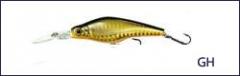 Воблер Scorana Deep Zero Cnk 75F плав. 75мм, 10.8гр., 1.2-2.2м (GH)