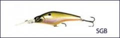 Воблер Scorana Deep Zero Cnk 75F плав. 75мм, 10.8гр., 1.2-2.2м (SGB)