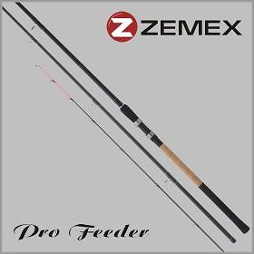 Фидерное удилище ZEMEX PRO FEEDER PF-420-1200