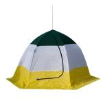 Палатка для зимней рыбалки СТЭК ЭЛИТ 4 брезент