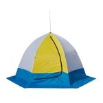 Палатка для зимней рыбалки СТЭК ЭЛИТ 4 непродуваемая ткань