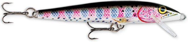 Воблер Rapala Floating Original цвет RT 110 мм