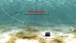 Фидерный монтаж LimanFish Симметричная петля с поводком, Кормушка LimanFish оц. 50гр