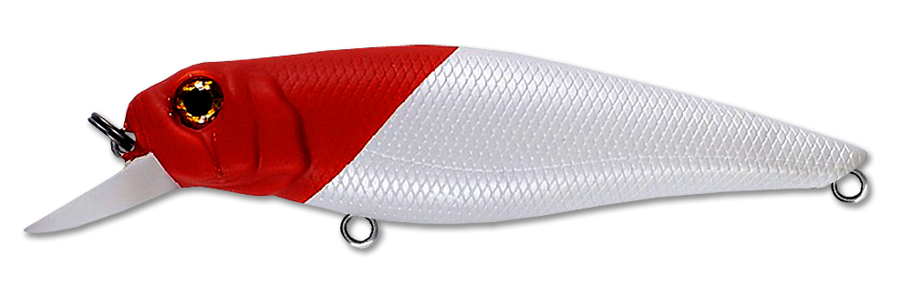 Воблер FishyCat TomCat 67SP-SR / X01