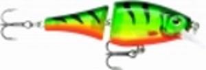 Воблер Rapala BX Jointed Shad плавающий 1,2м-1,8м, 6см 7гр цвет FT