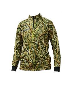Футболка Kosadaka Camouflage Sunblock, р-р 4XL, UV защита, дл.рукав