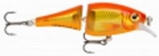 Воблер Rapala BX Jointed Shad плавающий 1,2м-1,8м, 6см 7гр цвет GF