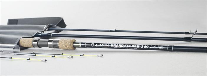 Фидерное удилище ZEMEX GRAND FEEDER GF-390-90