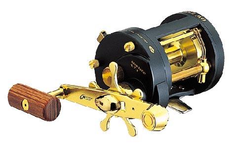Катушка мультипликаторная BANAX STARION-400-Gold