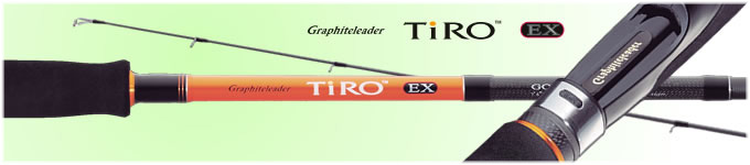 Спиннинг Graphiteleader Tiro EX 762L