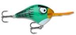 Коллекционный воблер Rapala Angry Birds Green Bad Pig