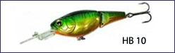 Воблер Scorana AVANT Cnk 75F плав. 75мм, 16.5гр., 1.2-2.5м (HB10)