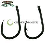 GARDNER  Крючки COVERT WIDE GAPE TALON TIP HOOKS № 8 (10шт) CWGTTCH8