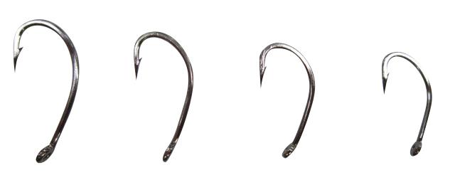 PROLOGIC  Крючки Hook XC6 Size 1 - 8pcs 45808