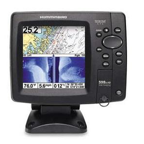 Эхолот Humminbird 598CXI HD SI COMBO