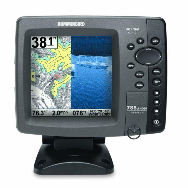 Эхолот Humminbird 788cxi HD Combo DI