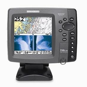 Эхолот Humminbird 798cxi HD Combo SI