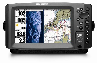 Эхолот Humminbird 998cx HD Combo SI