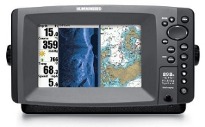 Эхолот Humminbird 898cx Combo SI