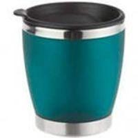 Кружка изотермическая Emsa City Cup 0.2л зеленый-матовый