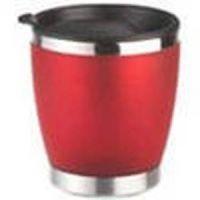Кружка изотермическая Emsa City Cup 0.2л красно-матовый