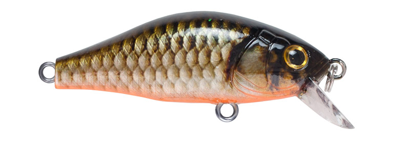 Воблер ITUMO Mini shad 45sp # 40 62-40