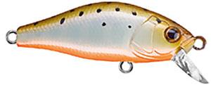 Воблер ITUMO SS Mini shad # 30 с лепестком 84-30