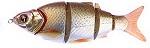 Воблер Izumi Shad Alive 5 section white fish 145 (SLOW SINKING) №3