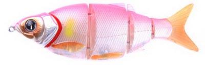 Воблер Izumi Shad Alive 5 section white fish 145 (SLOW SINKING) №7