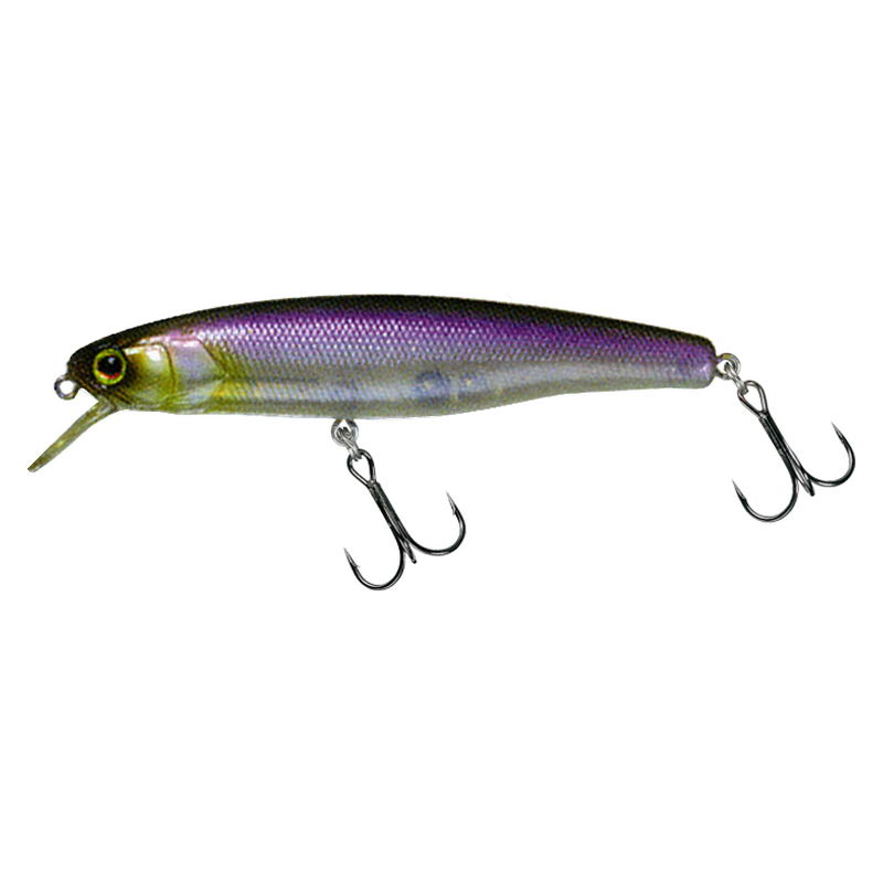 Воблер JACKALL Smash Minnow 100 SP Ghost minnow
