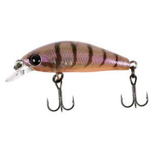 Воблер JACKALL Chubby Minnow 35 brown suji shrimp
