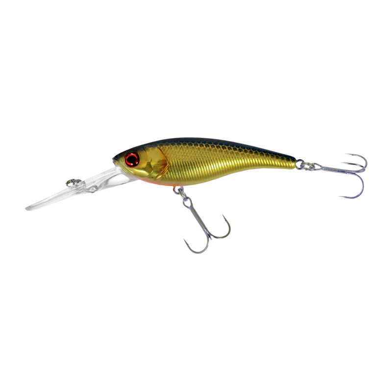 Воблер JACKALL Soul Shad 68 SP HL Gold & Black