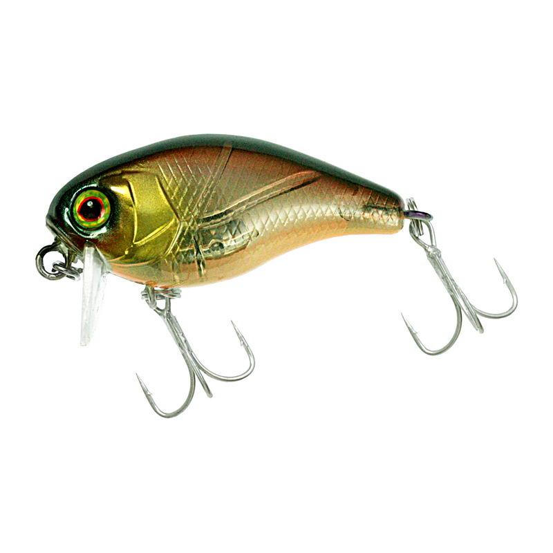 Воблер JACKALL Chubby 38 SSR bronze green