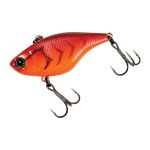Воблер JACKALL Chubby Vibration red craw