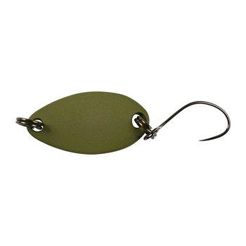 Блесна колеблющаяся JACKALL TIMON Nibble 1.5G olive