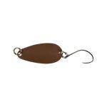 Блесна колеблющаяся JACKALL TIMON Tearo 3.1G dark brown