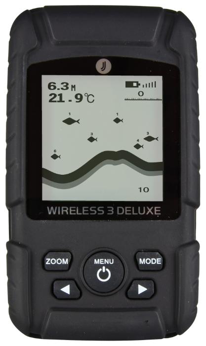 Эхолот JJ-CONNECT Fisherman Wireless 3 DELUXE