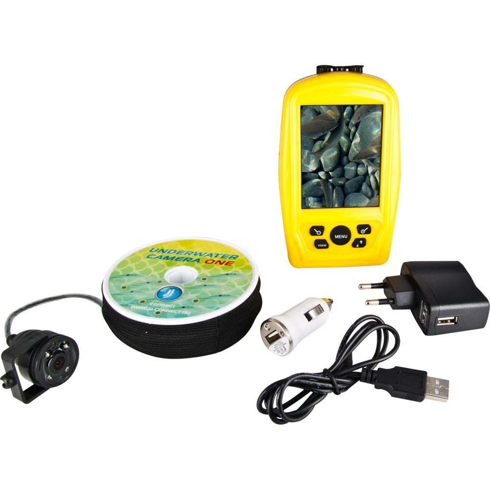 Подводная видеокамера JJ-connect Underwater Camera Color ONE