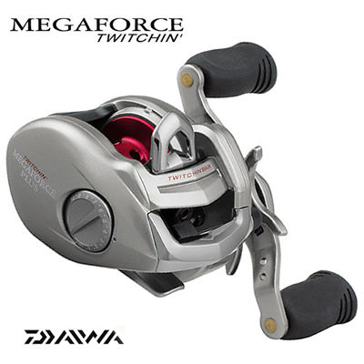 Катушка мультипликаторная DAIWA Megaforce Plus MF 100 TSHL